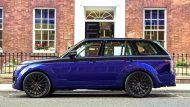 Range Rover Vogue 4.4 SDV8 Kahn Design Pace Car 3 190x107 2017   Causeway Grey Range Rover Vogue 4.4 SDV8 by Kahn Design