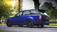 Range Rover Vogue 4.4 SDV8 Kahn Design Pace Car 7 190x107 2017   Causeway Grey Range Rover Vogue 4.4 SDV8 by Kahn Design