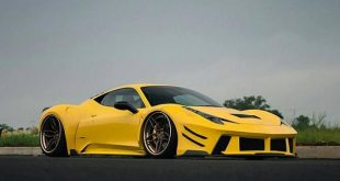 Reinart Design Widebody Ferrari 458 PUR LX23.3 Tuning 1 310x165 Widebody Mini Cooper S auf 18 Zoll Rotiform CCV Alu's