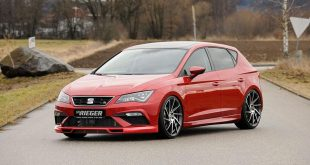 Rieger Tuning Seat Leon 5F Tomason TN17 5 310x165 Rieger Tuning Seat Leon 5F auf 20 Zoll Tomason TN17 Alu's