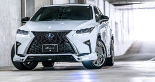 Rowen International Lexus RX450h F SPORT Bodykit Tuning 4 1 310x165 Fertig   Toyota C HR RR mit Rowen International Bodykit