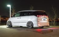 Rowen International Toyota Estima Bodykit 10 190x119 Rowen International   Toyota Estima mit rundum Bodykit