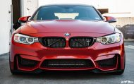 Sakhir Orange BMW M4 F82 Coupe Tuning 2 190x119 Sakhir Orange lackiertes BMW M4 F82 Coupe vom Tuner EAS