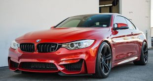 Sakhir Orange BMW M4 F82 Coupe Tuning 3 310x165 Sakhir Orange lackiertes BMW M4 F82 Coupe vom Tuner EAS