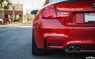 Sakhir Orange BMW M4 F82 Coupe Tuning 9 190x119 Sakhir Orange lackiertes BMW M4 F82 Coupe vom Tuner EAS