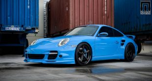 Techart Porsche 997 Facelift Tuning Vossen VWS 3 10 310x165 Vossen Wheels VWS 3 Alu's am Porsche 911 (997) Turbo