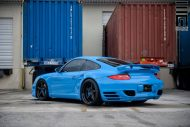 Techart Porsche 997 Facelift Tuning Vossen VWS 3 12 190x127 Vossen Wheels VWS 3 Alu's am Porsche 911 (997) Turbo