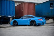 Techart Porsche 997 Facelift Tuning Vossen VWS 3 14 190x127 Vossen Wheels VWS 3 Alu's am Porsche 911 (997) Turbo