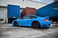 Techart Porsche 997 Facelift Tuning Vossen VWS 3 15 190x127 Vossen Wheels VWS 3 Alu's am Porsche 911 (997) Turbo