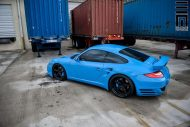 Techart Porsche 997 Facelift Tuning Vossen VWS 3 16 190x127 Vossen Wheels VWS 3 Alu's am Porsche 911 (997) Turbo