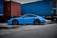 Techart Porsche 997 Facelift Tuning Vossen VWS 3 18 190x127 Vossen Wheels VWS 3 Alu's am Porsche 911 (997) Turbo