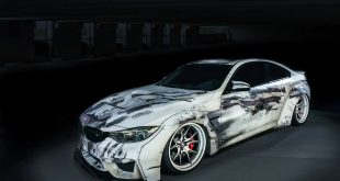 The ANRCHY 5 Project BMW M4 F82 The Exotic Revolution 2 310x165 Weathered Electric Apocalypse Look am Skepple BMW I3