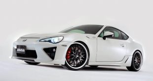 Toyota GT86 Tuning Bodykit Turbo Conversion by DAMD 4 310x165 DAMD Tuning Bodykit for the Mazda CX 8 completed
