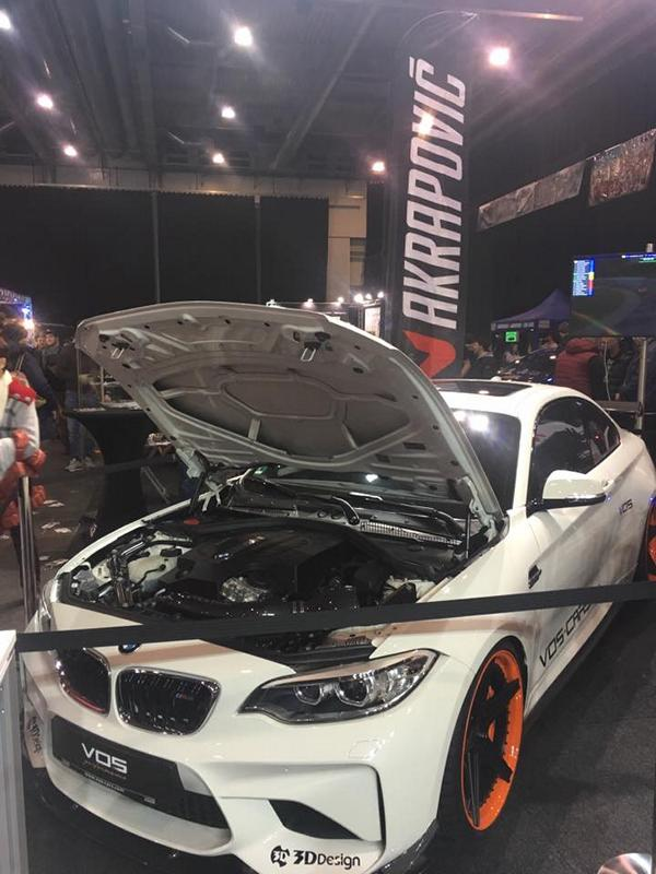 VOS Performance BMW M2 F87 Coupe Tuning 16 VOS Performance BMW M2 F87 Coupe mit 430 PS & 560 NM