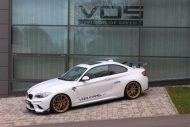 VOS Performance BMW M2 F87 Coupe Tuning 17 190x127 VOS Performance BMW M2 F87 Coupe mit 430 PS & 560 NM