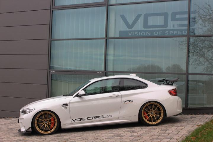 VOS Performance BMW M2 F87 Coupe Tuning 18 VOS Performance BMW M2 F87 Coupe mit 430 PS & 560 NM