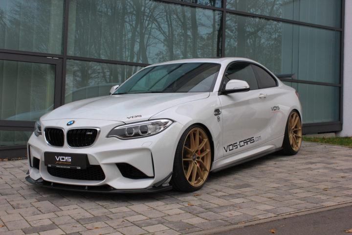 VOS Performance BMW M2 F87 Coupe Tuning 19 VOS Performance BMW M2 F87 Coupe mit 430 PS & 560 NM