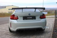 VOS Performance BMW M2 F87 Coupe Tuning 22 190x127 VOS Performance BMW M2 F87 Coupe mit 430 PS & 560 NM
