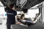 VW Golf 7 GTI Clubsport Chiptuning Downpipe 1 155x103 Deutlich   VW Golf 7 GTI Clubsport mit 475PS & 510NM by Mcchip