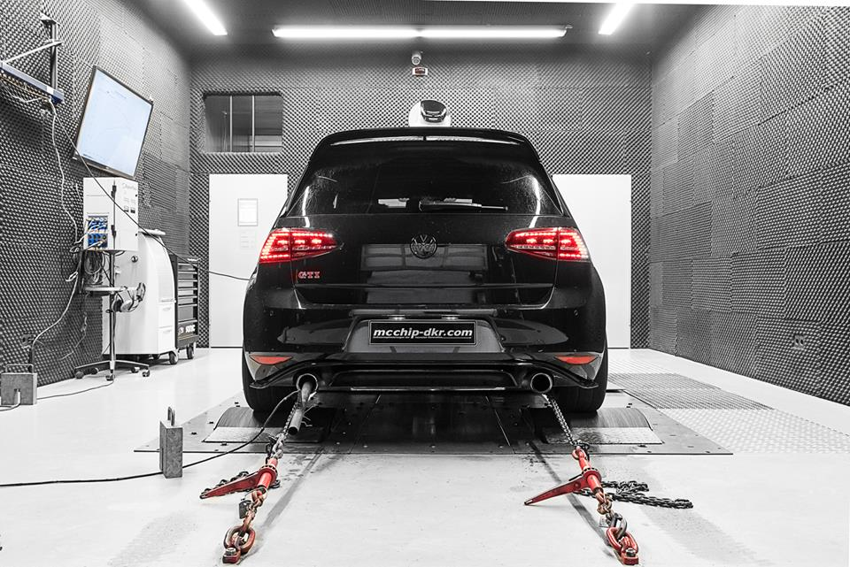 vw golf 7 gti clubsport chiptuning downpipe 2. Black Bedroom Furniture Sets. Home Design Ideas