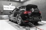 VW Golf 7 GTI Clubsport Chiptuning Downpipe 4 155x103 Deutlich   VW Golf 7 GTI Clubsport mit 475PS & 510NM by Mcchip