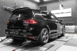 VW Golf 7 GTI Clubsport Chiptuning Downpipe 5 155x103 Deutlich   VW Golf 7 GTI Clubsport mit 475PS & 510NM by Mcchip