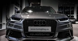 Widebody Audi RS6 C7 Avant Facelift 310x165 Widebody Audi RS6 C7 Avant Facelift by tuningblog.eu