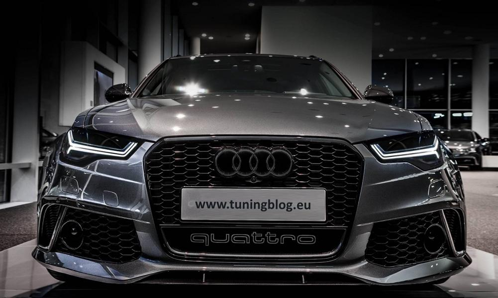 Widebody Audi RS6 C7 Avant Facelift Widebody Audi RS6 C7 Avant Facelift by tuningblog.eu