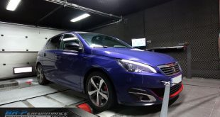 chiptuning peugeot 308 gt line bodykit 8 310x165 BR Performance   MINI Cooper S mit 260PS dank Stage1