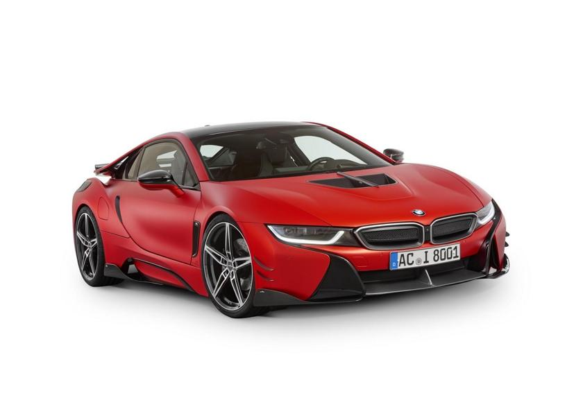perfekt abgerundet ac schnitzer legt den bmw i8 neu auf. Black Bedroom Furniture Sets. Home Design Ideas