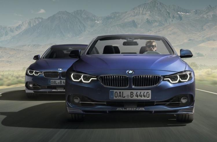 2017 BMW Alpina B3S B4S Biturbo LCI F30 F31 2 440PS Im Facelift