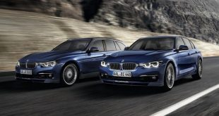 2017 BMW Alpina B3S B4S Biturbo LCI F30 F31 5 310x165 Kraft der vier Turbos: 388 PS Power SUV Alpina XD3 (G01)