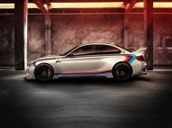 2017 BMW M2 F87 CLS CS Coupe Tuning 10 190x142 Rendering: 2017 BMW M2 F87 CSL Coupe by Monholo Oumar