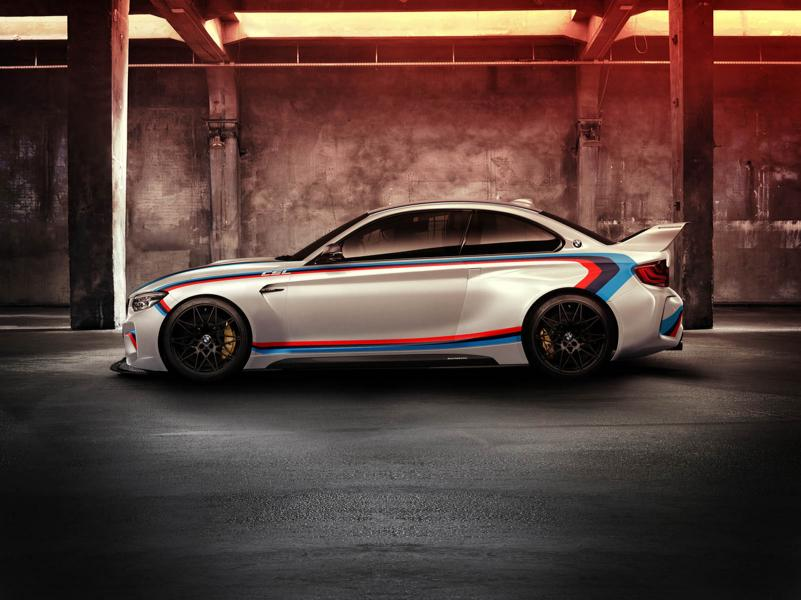 2017 BMW M2 F87 CLS CS Coupe Tuning 10 Rendering: 2017 BMW M2 F87 CSL Coupe by Monholo Oumar