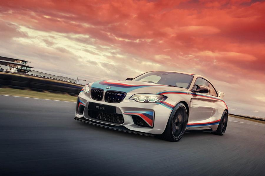 2017 BMW M2 F87 CLS CS Coupe Tuning 17 Rendering: 2017 BMW M2 F87 CSL Coupe by Monholo Oumar