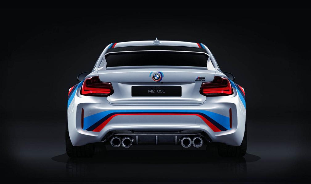 2017 BMW M2 F87 CLS CS Coupe Tuning 19 Rendering: 2017 BMW M2 F87 CSL Coupe by Monholo Oumar