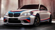 2017 BMW M2 F87 CLS CS Coupe Tuning 9 190x103 Rendering: 2017 BMW M2 F87 CSL Coupe by Monholo Oumar
