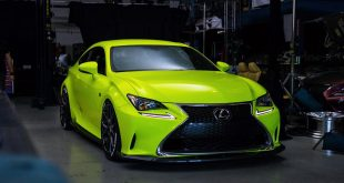 APEXI Lexus RC350 Neon Wrap Bodyit Vossen VFS 6 Tuning 7 310x165 Vossen Wheels VFS 10 Felgen am Roush RS3 Ford Mustang