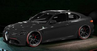 Alfa Romeo Giulia 952 Coupe 2017 Tuning 310x165 Rendering: BMW E92 M3 Widebody by tuningblog.eu