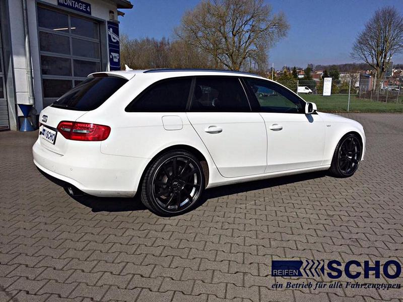 Perfect Audi Quattro A4 30tdi With Abt Sportsline Accessories