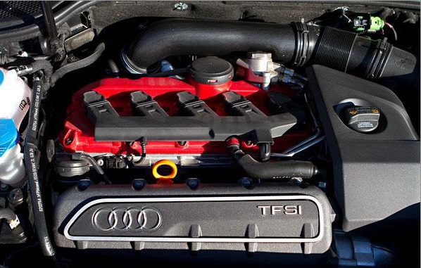 Audi RS3 8VA Motor Chiptuning Ordentlich   HPerformance puscht den Audi RS3 auf 510PS