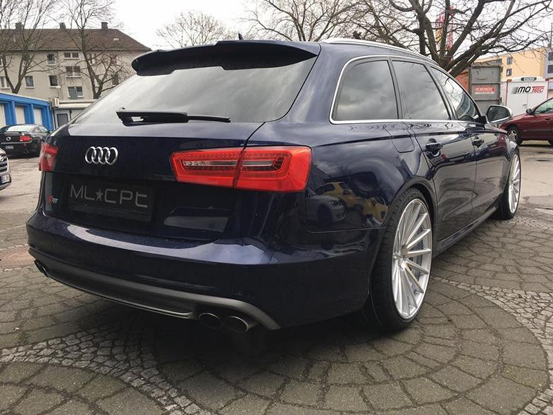 audi s6 4g auf 21 zoll vossen wheels vfs 2 alu s by ml. Black Bedroom Furniture Sets. Home Design Ideas