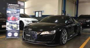 Autowerks Bangkok Audi R8 V10 Chiptuning 5 310x165 Top   600PS & 580NM im Autowerks Bangkok Audi R8 V10