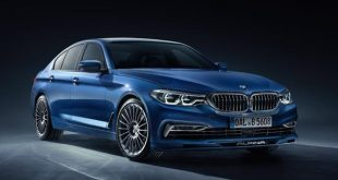 BMW Alpina B5 G30 Bi Turbo 2017 Tuning 5 310x165 Kraft der vier Turbos: 388 PS Power SUV Alpina XD3 (G01)
