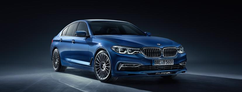 608ps 800nm This Is The New Bmw Alpina B5 G30 G31