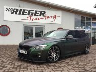 BMW F31 3er XDrive Carbon Bodykit Avery SWF Folierung Tuning 1 190x143 BMW F31 3er XDrive mit Carbon Bodykit & Avery SWF Folierung