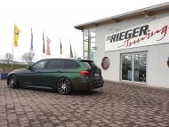 BMW F31 3er XDrive Carbon Bodykit Avery SWF Folierung Tuning 2 190x143 BMW F31 3er XDrive mit Carbon Bodykit & Avery SWF Folierung