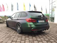 BMW F31 3er XDrive Carbon Bodykit Avery SWF Folierung Tuning 3 190x143 BMW F31 3er XDrive mit Carbon Bodykit & Avery SWF Folierung