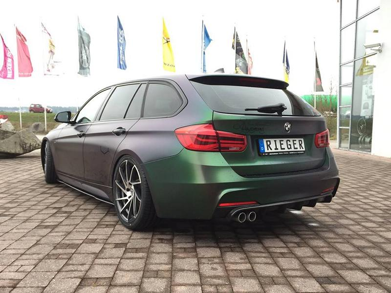 bmw f31 3er xdrive carbon bodykit avery swf folierung. Black Bedroom Furniture Sets. Home Design Ideas