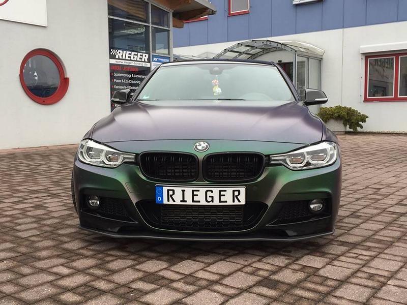 BMW F31 3er XDrive Carbon Bodykit Avery SWF Folierung Tuning 5 BMW F31 3er XDrive mit Carbon Bodykit & Avery SWF Folierung